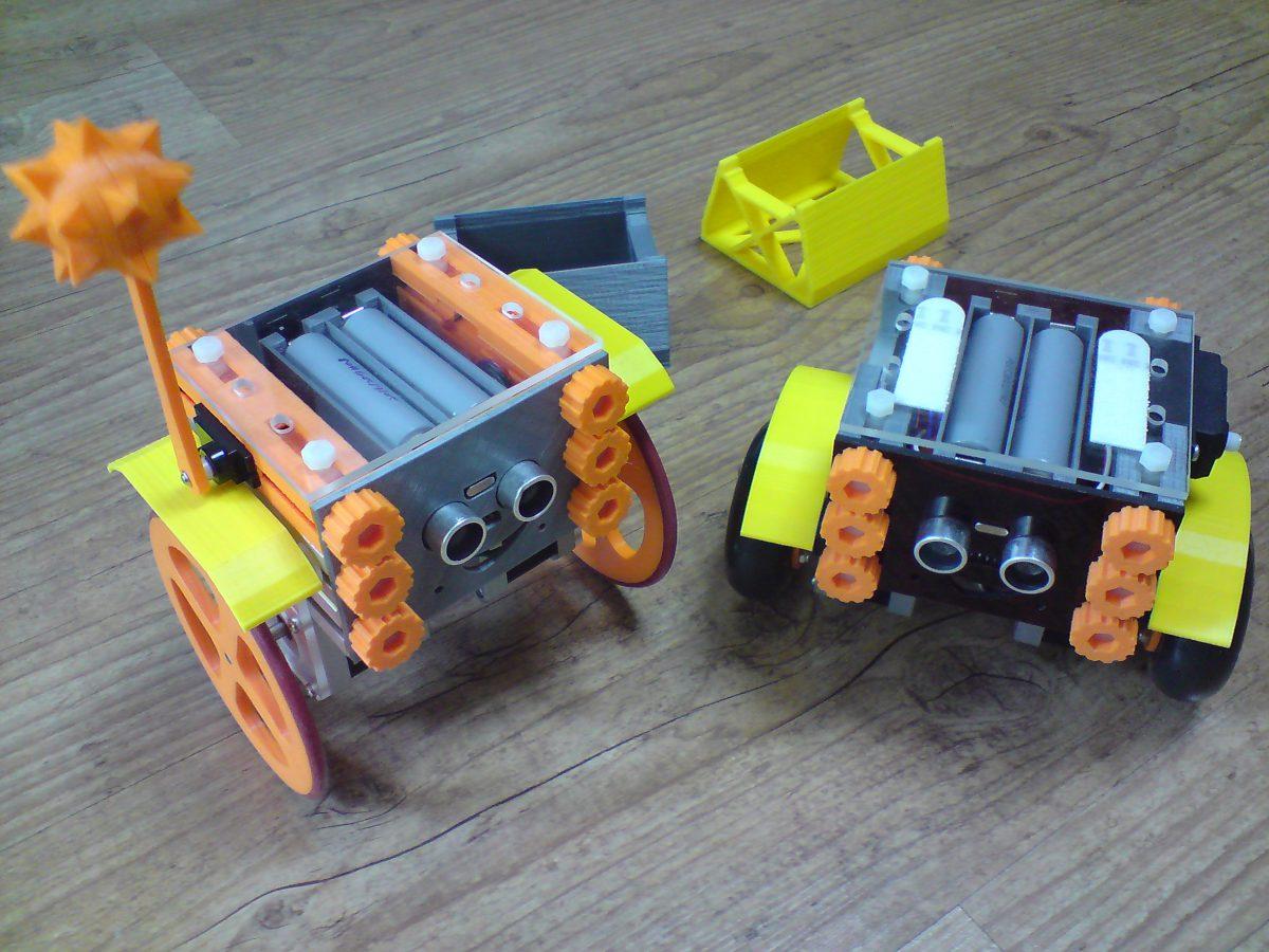 eX-Robot – ProfileBlock™ Robot Platform