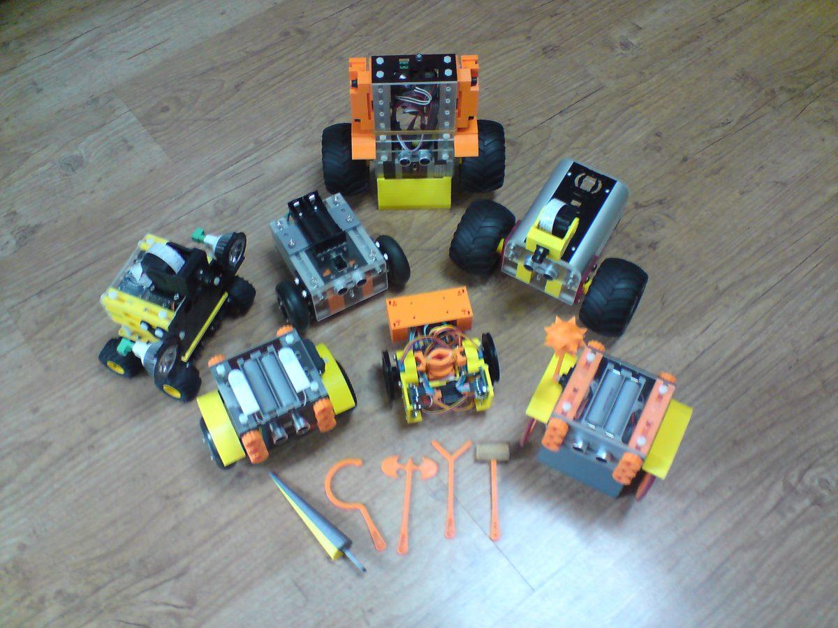ProfileBlock™ – DIY Robot Platform – Design Concepts